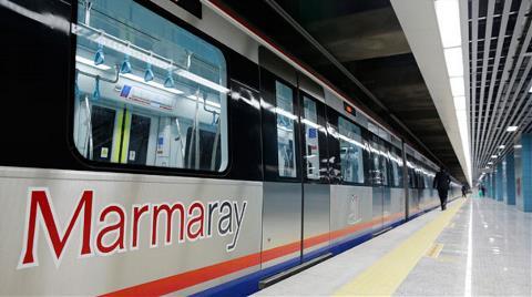 Marmaray'da Sefer Aralığı 5 Dakikaya Düşüyor