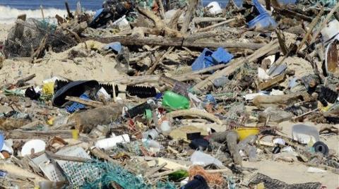 Akdeniz Plastik Çöplüğüne Dönüşüyor!