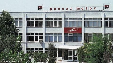 Pancar Motor Fabrikasının Arsası Satılıyor