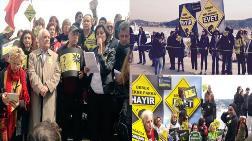 Boğaz'da Talana Karşı Dayanışma Var: Bebek'te #tekneparkahayır