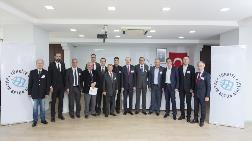 Yavuz Işık, Türkiye Hazır Beton Birliği'ne Yeniden Başkan