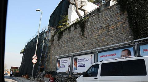 Boğaz'a Nazır 'İhya': Ahşabı Restore Ettiler Beton Çıktı!