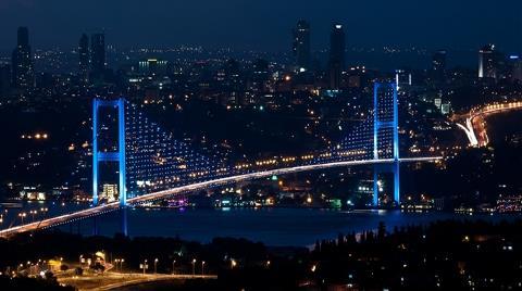 Boğaziçi Köprüsü 3 Ay Işıksız Kalacak