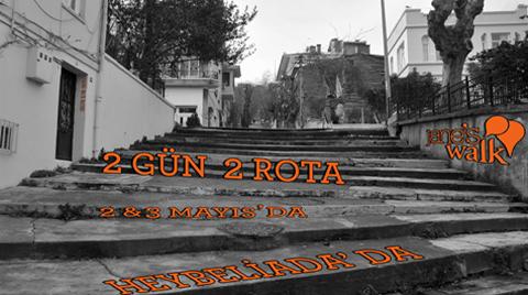 """Jane's Walk İstanbul: 2 Gün 2 Rota"""