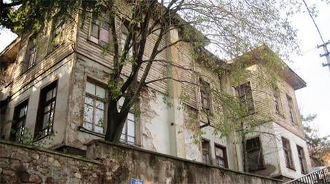 Tarihi Portakal Hafız Konağı Restore Ediliyor
