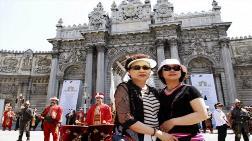 Milli Saraylar 1 Milyon 450 Bin Ziyaretçi Ağırladı