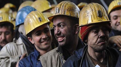 Maden Ocağında Müfettişler Üretimi Durdurdu