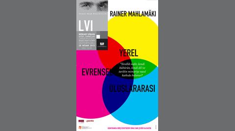Yunus Aran Konferansları 56. Buluşma: Prof. Rainer Mahlamäki