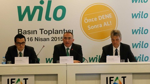 Wilo'dan Yeni Finansman Sistemi
