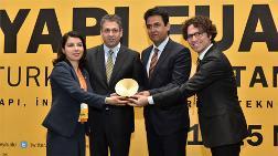 23. Altın Çekül 'Yapı Ürün Ödülü' Sahibini Buldu