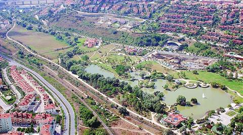 Bahçeşehir Göleti ihalesini Kazanan Belli Oldu!