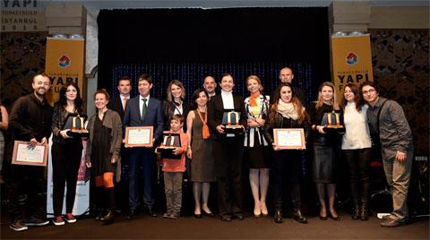 Altın Mıknatıs Stand Tasarım Ödülleri Sahiplerini Buldu