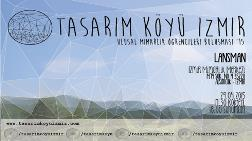 Tasarım Köyü İzmir - UMÖB '15 Lansmanı