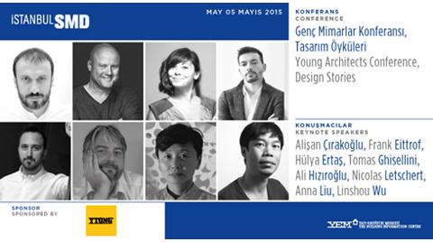 Genç Mimarlar Konferansı, Tasarım Öyküleri