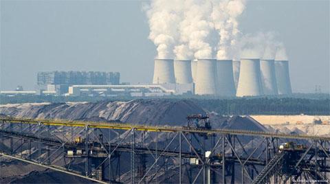 Almanya Kömür Madenlerinin Geleceğini Tartışıyor