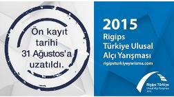 Rigips Türkiye Ulusal Alçı Yarışması