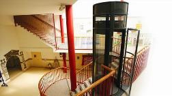 Asansörde Yeni Bir Konsept: Vakum Asansör