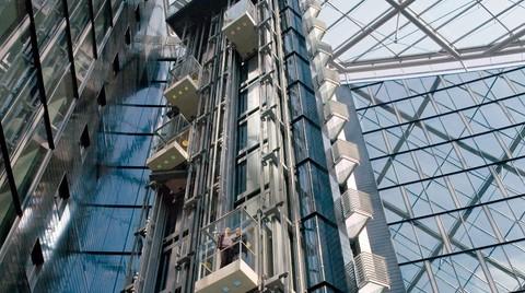 Asansör Kuyruklarını Ortadan Kaldıran Sistem: ThyssenKrupp TWIN