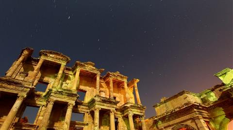 "Efes Antik Kenti'ne ""UNESCO"" Müjdesi"