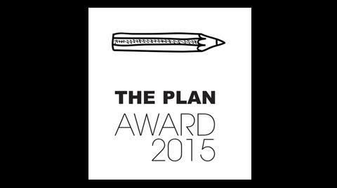 Türkiye'den Yirmi Proje The Plan Award 2015 Finalinde