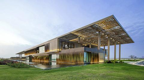Tabanlıoğlu Mimarlık | Dakar Congress Center