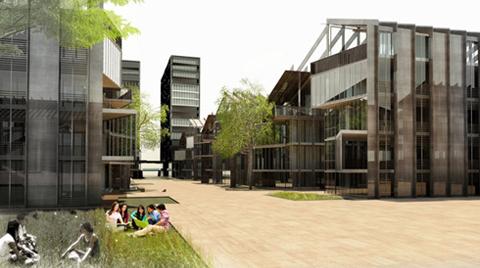 Tabanlıoğlu Mimarlık | MEB Küçükçekmece Eğitim Kampüsü