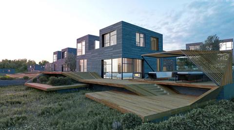 Salon Architects | Bolayır Evleri