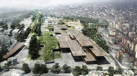 Tabanlıoğlu Mimarlık | Yenikapı Transfer Noktası ve Arkeopark Alanı