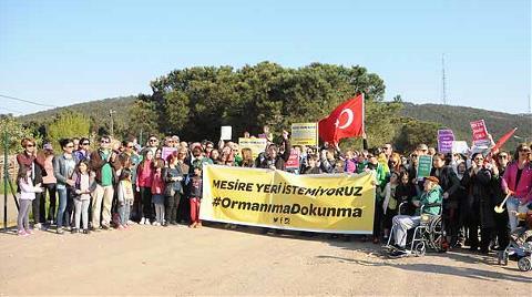 Çevre Gönüllüleri: Ormanıma Dokunma