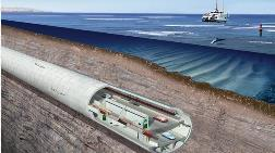 Avrasya Tüneli'nde Son 1 Kilometre Kaldı