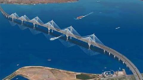 Köprünün Kopan Halatı Söküldü