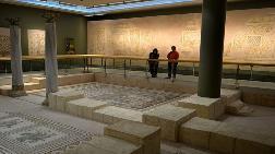 Kültür Bakanlığı: Mozaiklerde Tahribat Yok