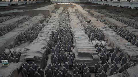 Çin'in Yeraltı Ordusu Büyüyor