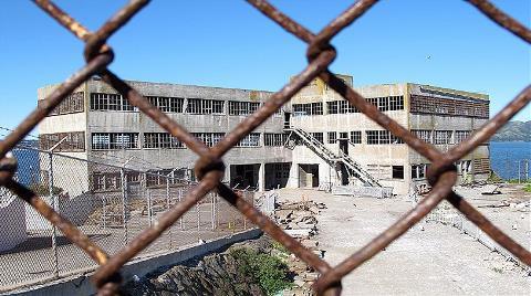 Hapishaneden Müzeye Alkatraz