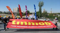 TMMOB'tan 13 Başlıklı 7 Haziran Bildirgesi