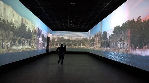 Türkiye'nin En Büyük Müzesi Açılışa Hazır