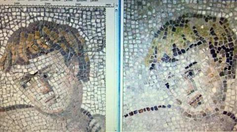 Hatay Arkeoloji Müzesi'nden Savunma: Milim Şaşmadı!