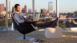 Massaud Lounge ile Ev Konforu İş Dünyasının Hizmetinde