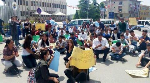 Dilovası'nda Zehirli Atık Protestosu