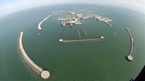 Hazar Denizi'ne 3 Milyar Dolarlık Yatırım