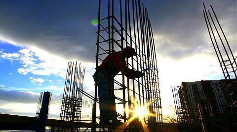 Euro Bölgesi'nde İnşaat Üretimi Arttı