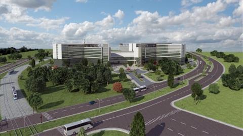 Kocaeli Şehir Hastanesi'nin Temeli Atıldı
