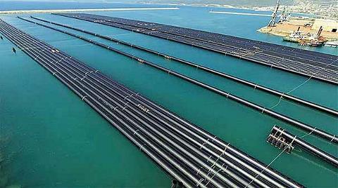 KKTC Su Temin Projesi Hızla İlerliyor