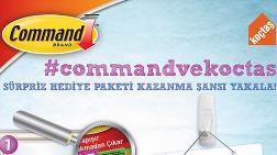 Command™ Dekorasyon Meraklılarını Yarıştıracak