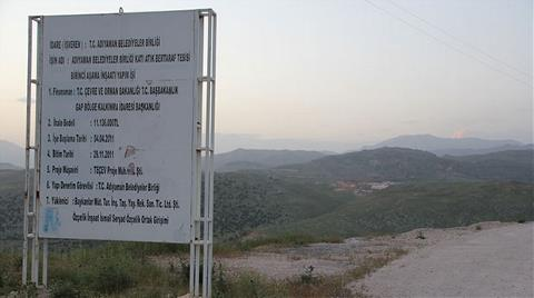 Yargı, Katı Atık Tesisine Temiz Su için 'Hayır' Dedi
