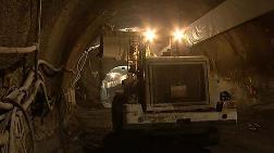 Temeli Dün Atılan Metro İnşaatında Feci Kaza
