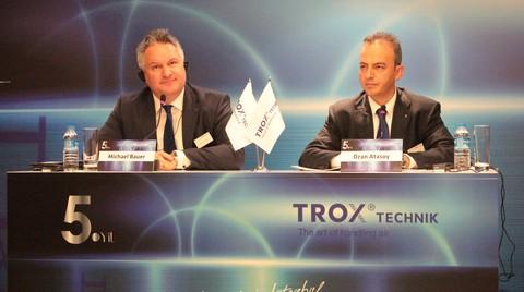 TROX Turkey 5. Yılını Kutluyor