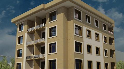 Yapı Ruhsatı Verilen Bina Sayısı Düştü