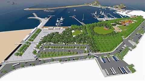 İstanbul'a Bir Dolgu Meydan Daha Geliyor