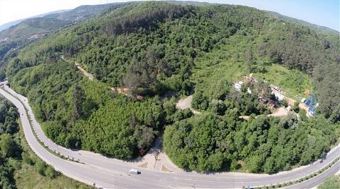 İşte Beykoz'da İmara Açılacak Orman Arazisi